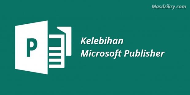 Kelebihan microsoft publisher