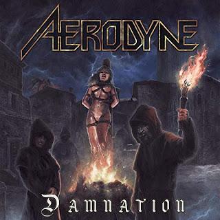 """Το βίντεο των Aerodyne για το """"March Davai"""" από το album """"Damnation"""""""