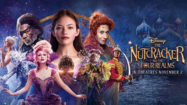 The Nutcracker And The Four Realms (2018) Movie [Dual Audio] [ Hindi + English ] 720p BluRay Download