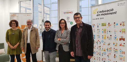 Educación y la Diputación de Valencia adjudican 20,6 millones de euros en infraestructuras escolares en La Ribera Alta