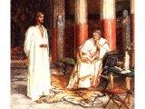 Jesus Tried by Pilate
