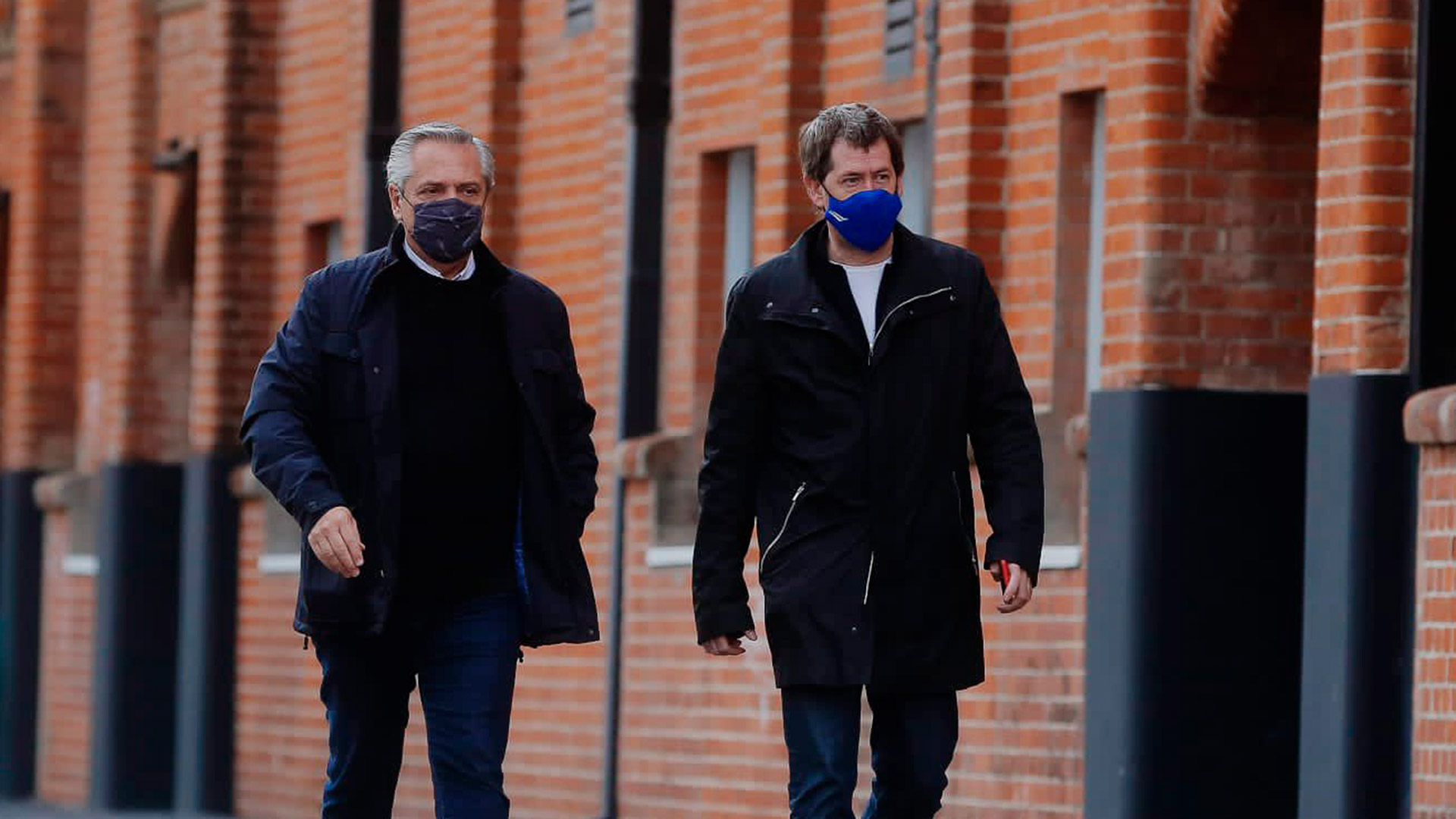 Renunció Juan Pablo Biondi, el vocero de Alberto Fernández apuntado por Cristina Kirchner