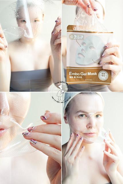 K-POP k-beauty korean maseczka koreańskie kosmetyki missha skład