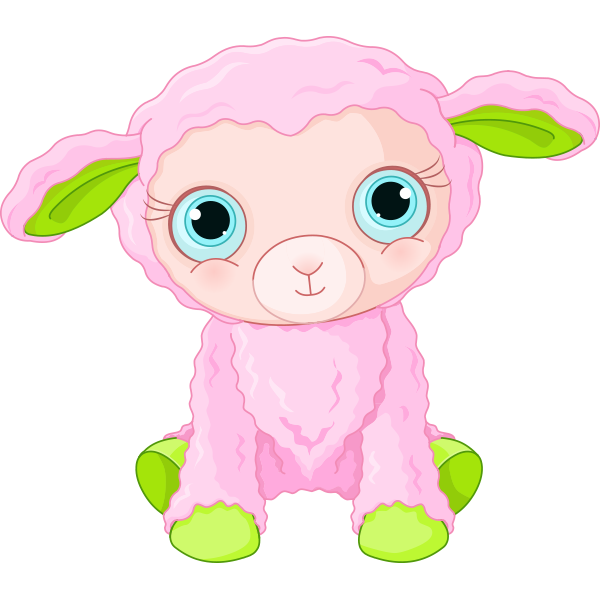 Pink Lamb