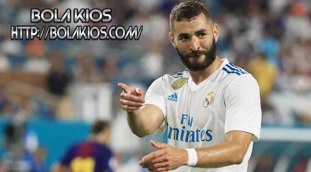 Napoli Siap Tampung Karim Benzema Dari Real Madrid