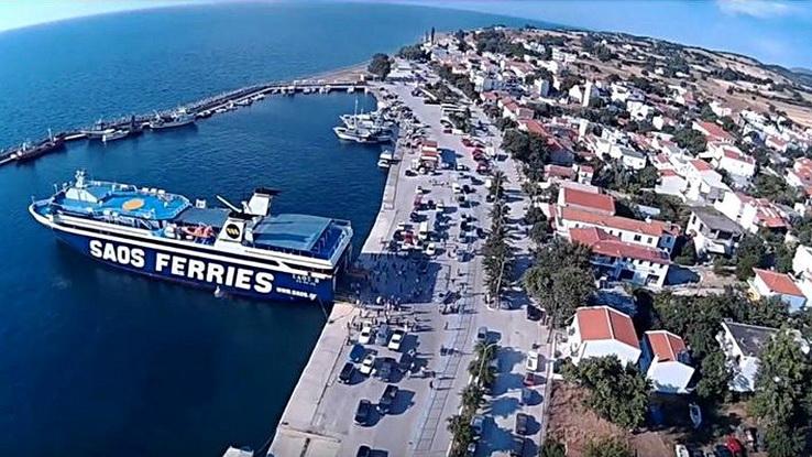 Για άλλη μια φορά η Saos Ferries δίνει λύση στο ακτοπλοϊκό πρόβλημα της Σαμοθράκης