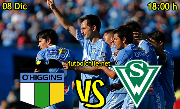 Ver stream hd youtube facebook movil android ios iphone table ipad windows mac linux resultado en vivo, online: O'Higgins, vs Santiago Wanderers