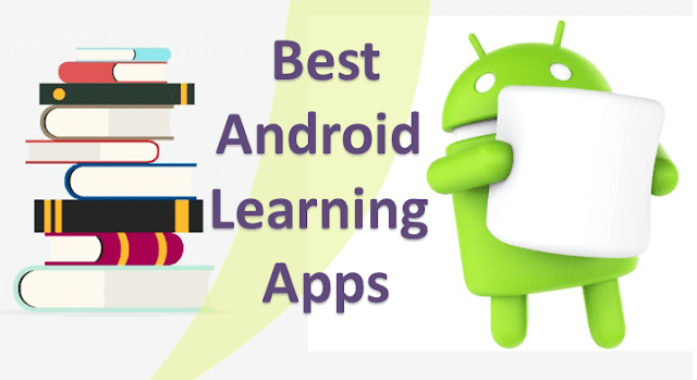 7 Best Android Learning Apps To Increase Your Knowledge