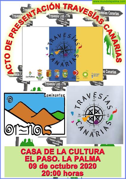 Travesías Canarias: un proyecto de senderistas de todas las islas