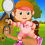 Games4king Tennis Girl Re…