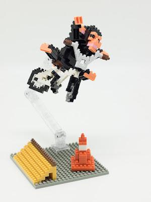 ナノブロック で作った BMX