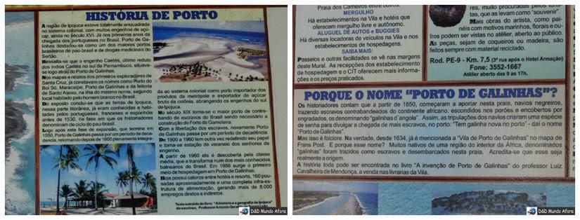 O que fazer em Porto de Galinhas - Pernambuco