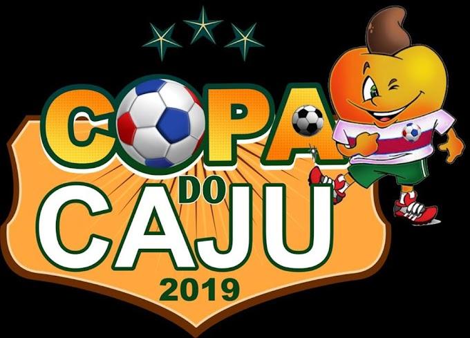 Vem aí a Copa do Caju 2019 de Mata Roma