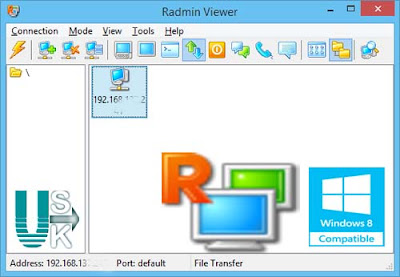 Radmin Viewer & Server 2016 For Windows 8 OS 32bit 64bit Serial Key Download