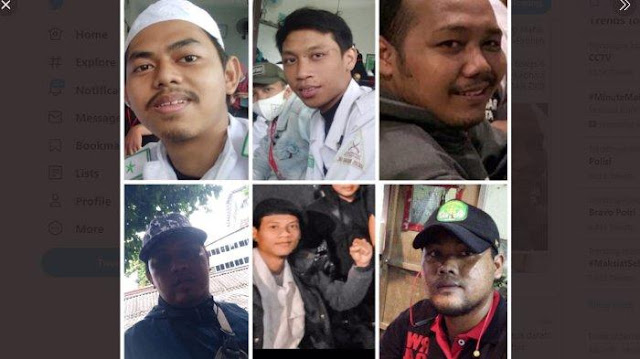 Netizen Galang Dana untuk 6 Laskar Pengawal Habib Rizieq yang Tewas, Terkumpul hampir Rp 1 Miliar