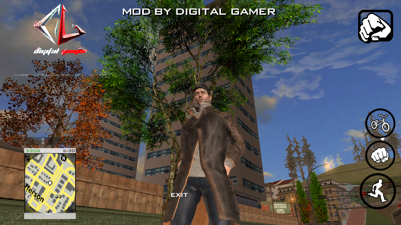 android games like watch dogs 2