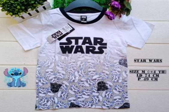 Memilih Kaos Star Wars Anak