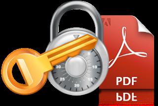 تحميل برنامج Jihosoft PDF Password Remover لحذف باسورد الملفات