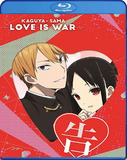 Kaguya-Sama: Love is War – Temporada 1 [3xBD25] *Subtitulada