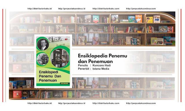 Ensiklopedia Penemu dan Penemuan
