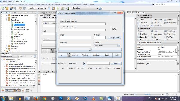 Código JAVA: Centrar ventana y/o formulario en la pantalla