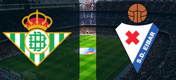 Real Betis vs Eibar Full Match And Highlights