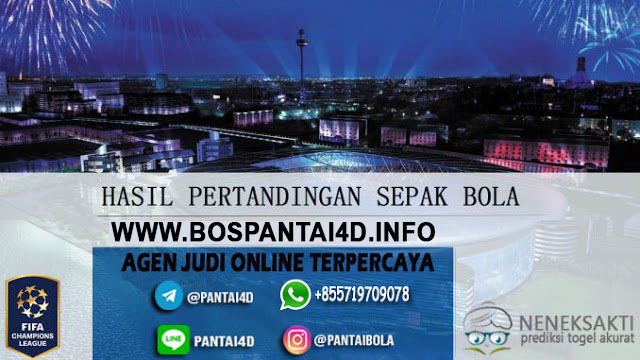HASIL PERTANDINGAN BOLA 22 – 23 FEB 2021