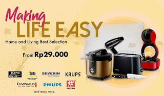 Lengkapi Produk Home Living dengan Diskon Mapemall di Bulan Ramadhan