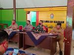 Babinsa Koramil 09 Kaloran Rapat Koordinasi Pembentukan Panitia Persiapan HUT RI Ke-75