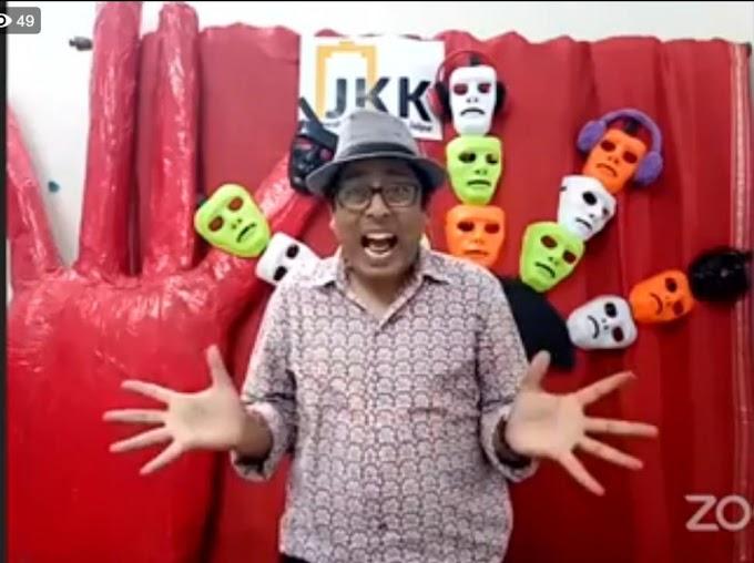JKK में इंडियन स्कल्पचर पर 'आर्ट टॉक' और 'थियेटर' सेशन का हुआ आयोजन