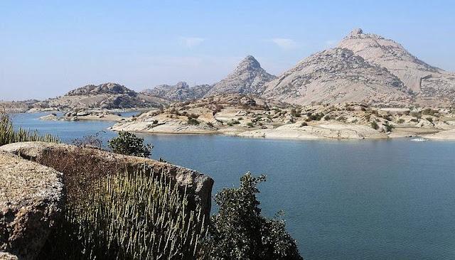 Jawai Bandh dam Pali Rajasthan