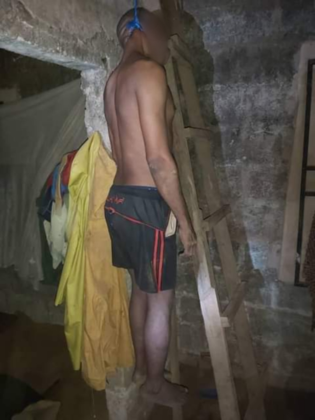 45-year-old man commits suicide in Imo (photos)