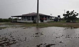 Volta a chover em municípios do Sertão da Paraíba