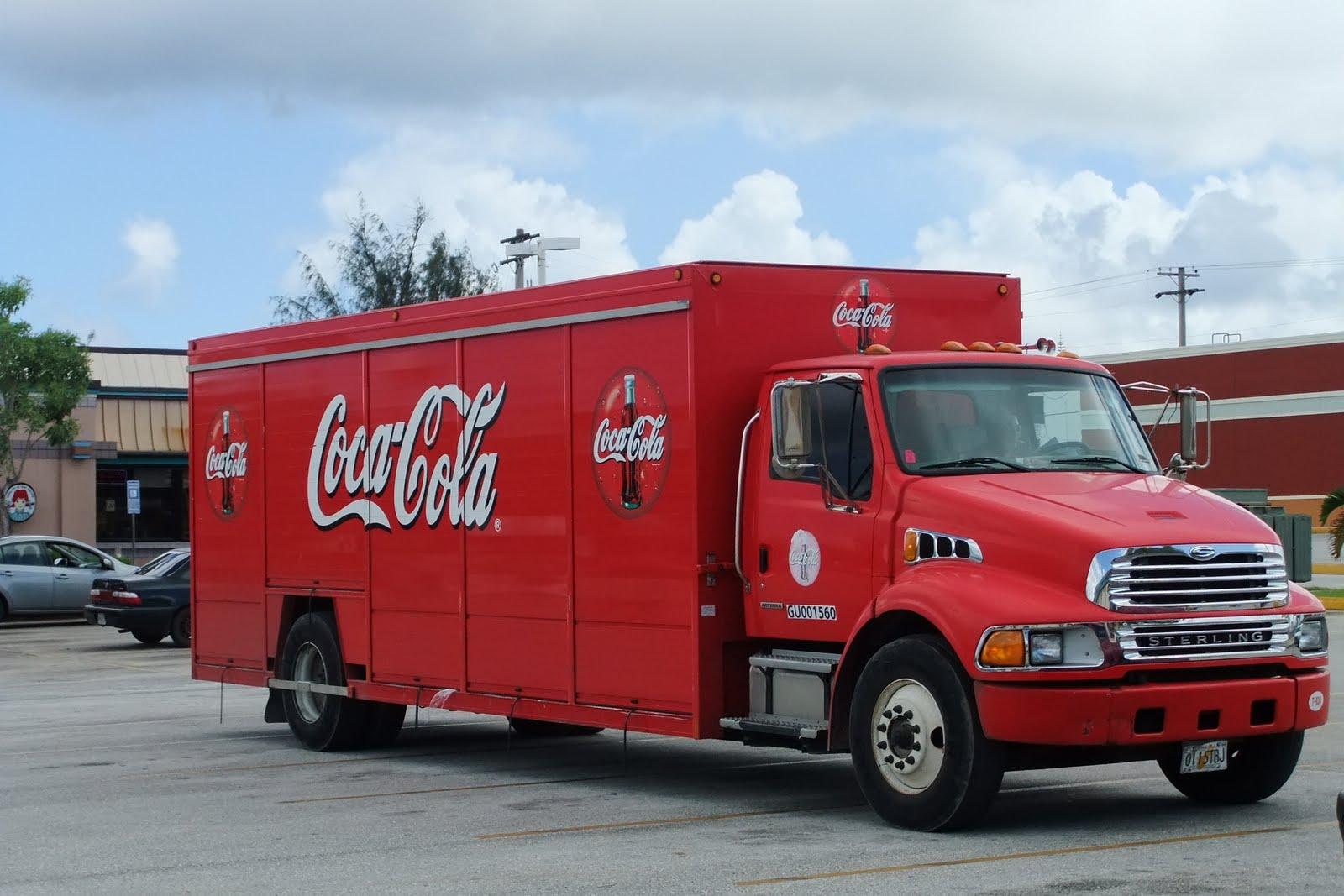 Guam-truck