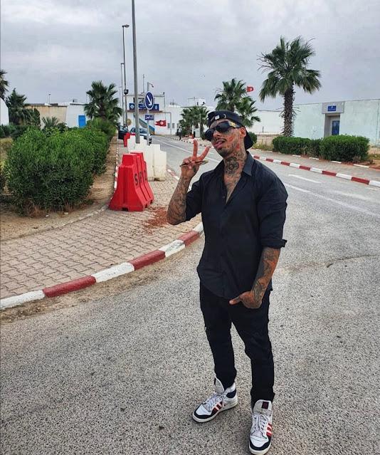 """تونس : بالصور ... أول تعليق من سواغ مان بعد خروجه من السجن :""""الحمد لله أنا حرّ.."""""""