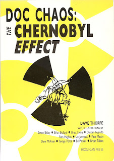 Doc Chaos: the Chernobyl Effect original cover
