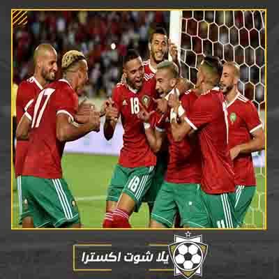 مشاهدة مباراة المغرب وغامبيا
