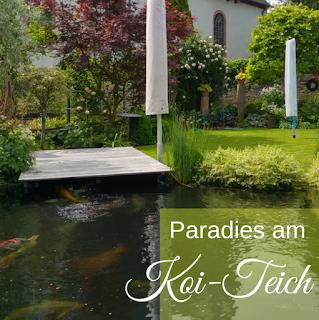 Blick in einen privaten Traumgarten
