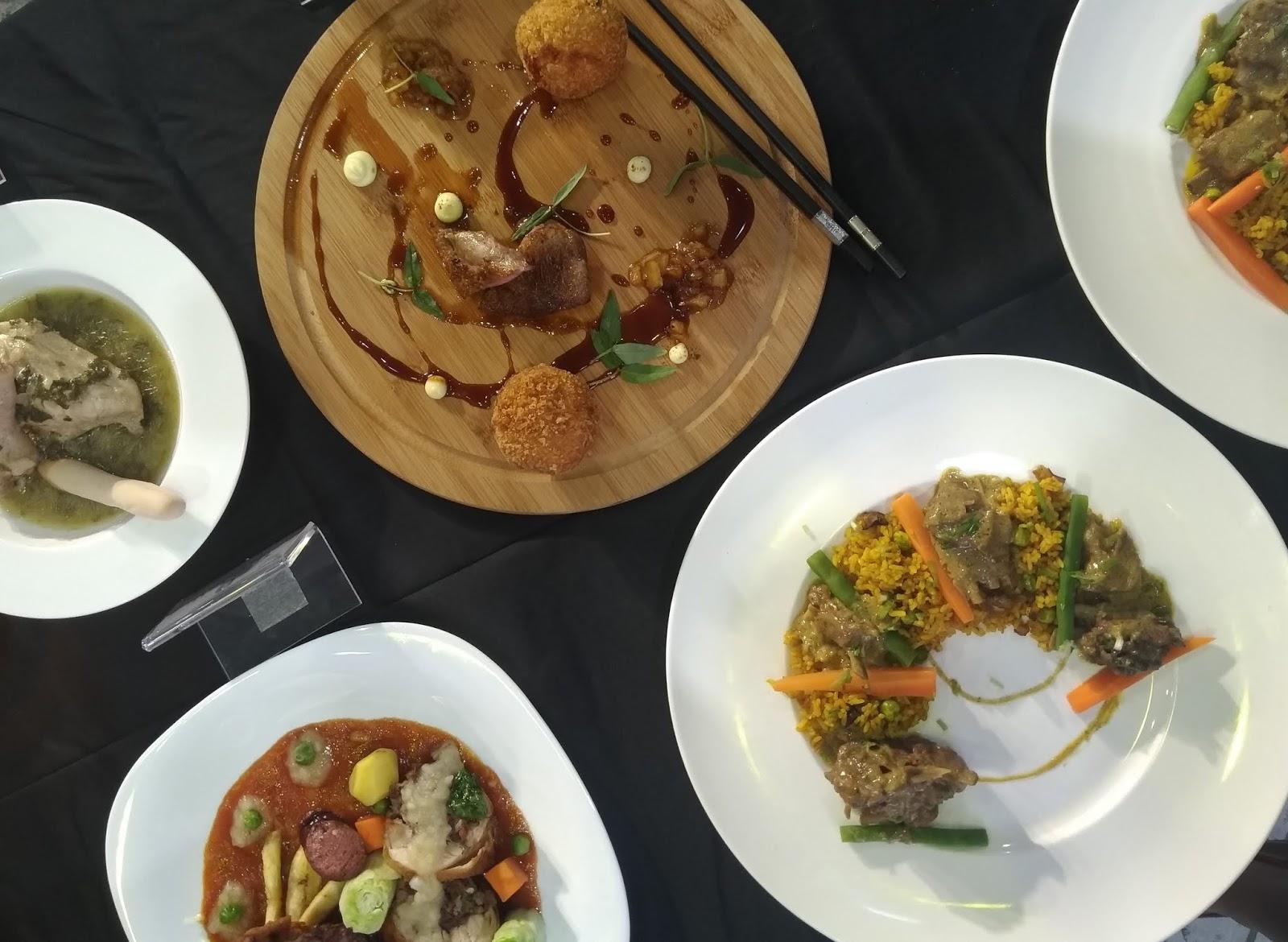 1st Leg of Solane Kitchen Hero: Chefs Edition