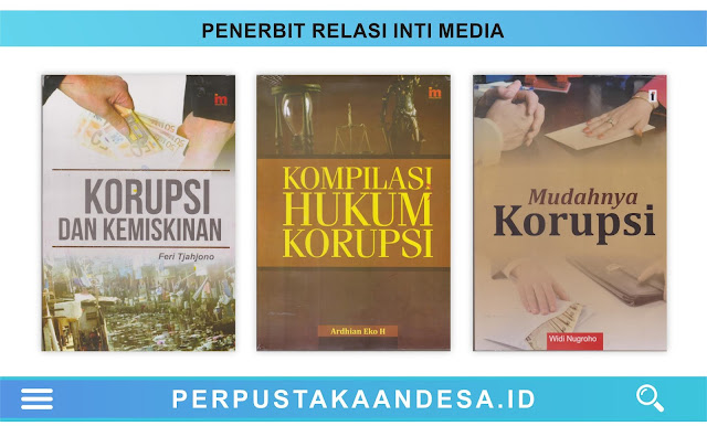 Daftar Judul Buku-Buku Penerbit Relasi Inti Media