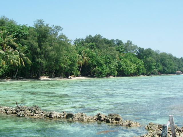 Paket Murah Wisata Pulau Kotok Resort