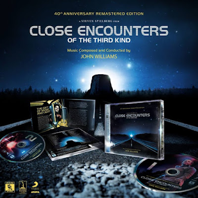CLOSE ENCOUNTERS OF THE THIRD KIND: 40th ANNIVERSARY REMASTERED LIMITED EDITION