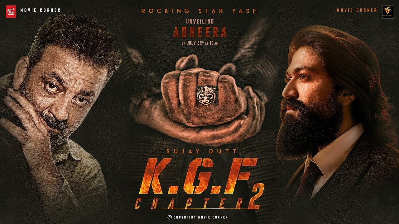 What is going to happen in the role of Sanjay Dutt in KGF ...
