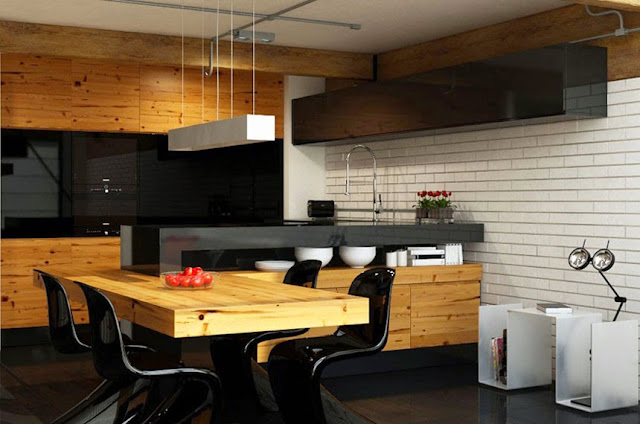 Dining Table for Contemporary Kitchen