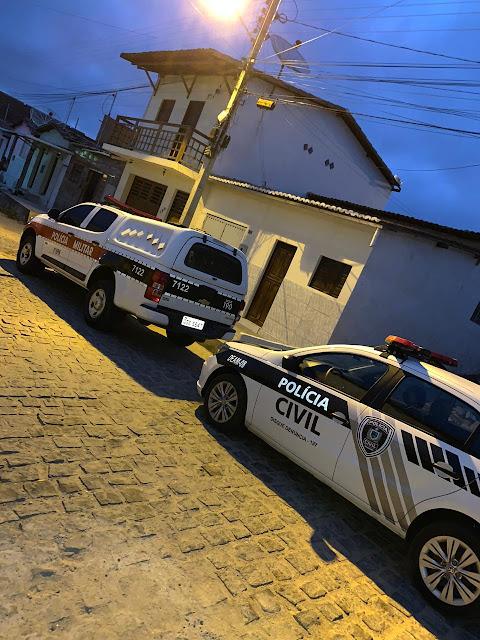 Polícia deflagra Operação Demarcare em Picuí no combate ao tráfico de drogas