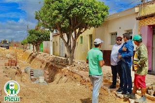 Moradores de Santa Luzia do Seridó se mostram satisfeitos com significativas melhorias do governo Municipal