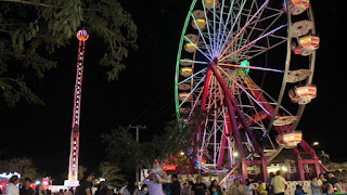 Feria Yucatán xmatkuil 2019