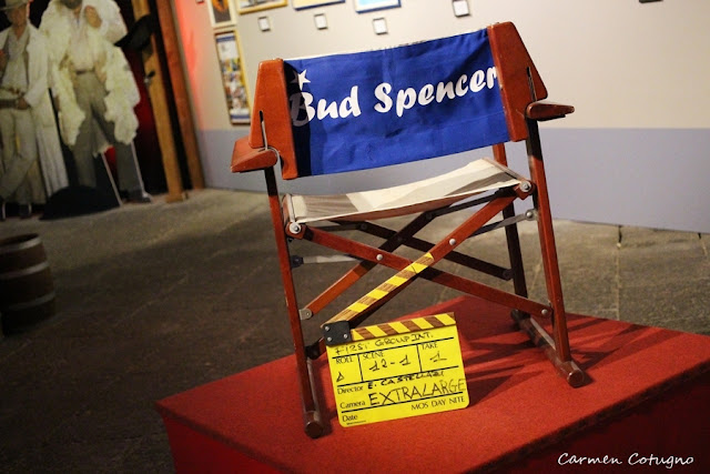 Bude Spencer la mostra