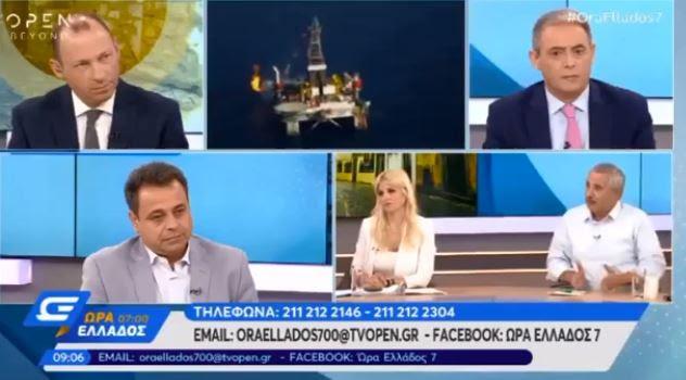 """Γ. Μανιάτης στην τηλεόραση του OPEN: """"Το ΠΑΣΟΚ - ΚΙΝΑΛ μοναδική δύναμη σταθερότητας και προόδου"""""""