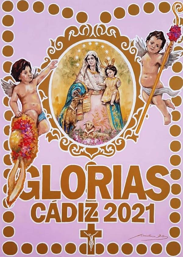 Las hermandades de Gloria de Cáidz presentan su cartel